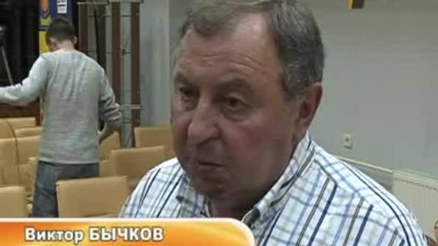 """Виктор Бычков: """"К нам приехали настоящие звезды""""."""
