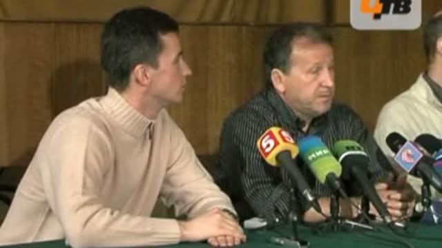 Пресс-конференция Зико (часть 4)
