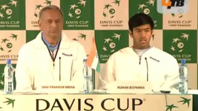 Пресс-конференция капитана сборной Индии