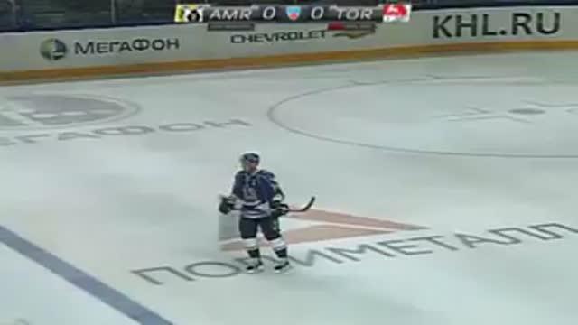 '65., Тарасов не смог забить