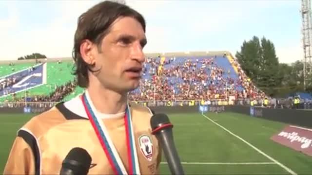 Шаронов: Суперкубок - хорошо, но главное - чемпионство