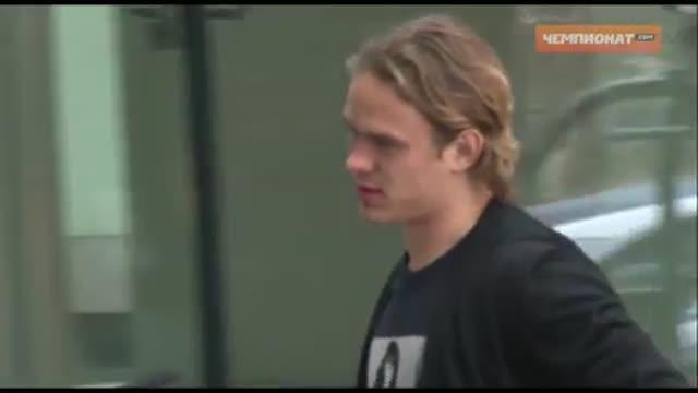 Национальная команда России готовится к отборочным матчам