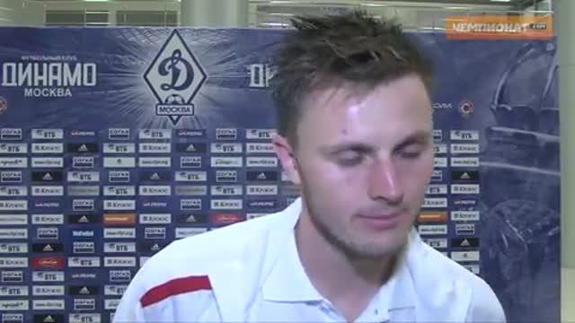 Квист: «Динамо» сегодня играло лучше