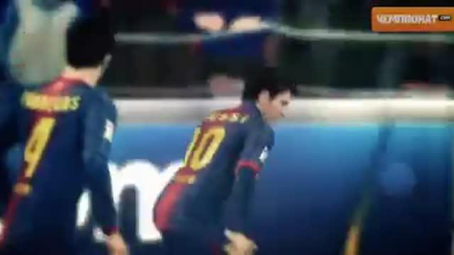 Видео с Gamescom 2012,посвящённое FIFA 13