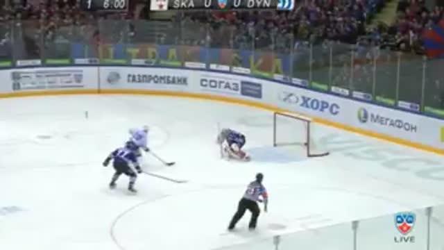 Видео. Удаление Кучерявенко (СКА)