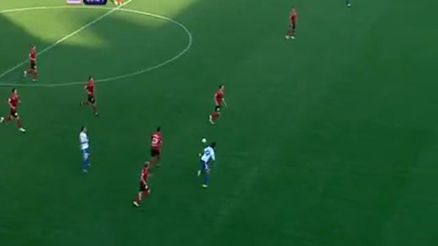 3:0. Нехайчик забивает головой