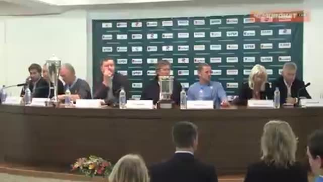 В «Олимпийском» состоялась жеребьевка Кубка Кремля