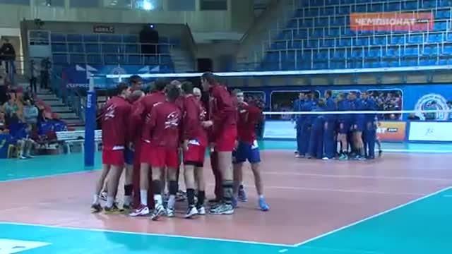 Лучшие волейболисты России готовятся к Матчу звезд