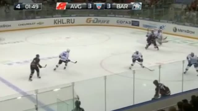'64., Томаш Заборский делает дубль, и приносит победу своей кома