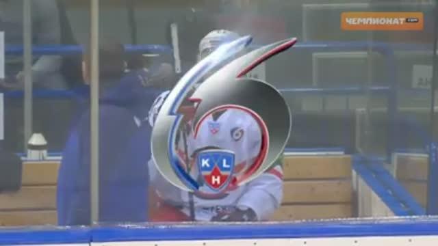 """Видео. Левандовский (""""Автомобилист"""") наказан малым штрафом"""