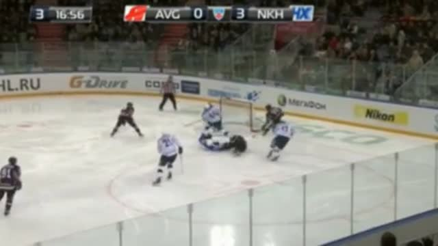 '44., 1-3 гол Орлова