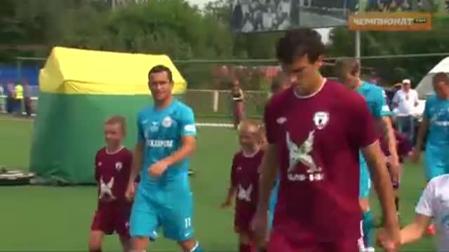 Видеосюжет о матче за Суперкубок в Самаре