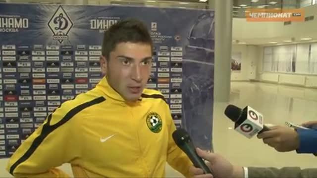 Ионов: я не перехожу в «Динамо»
