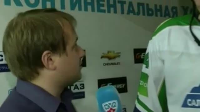 '40., Прошкин : играем до первого гола