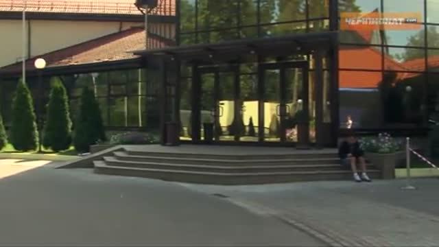 Видеорепортаж о сборе национальной команды на базе в Кратово