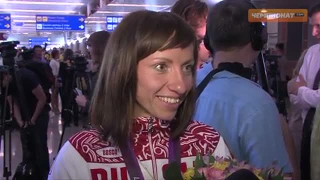 Савинова: глаза открыла только после финиша