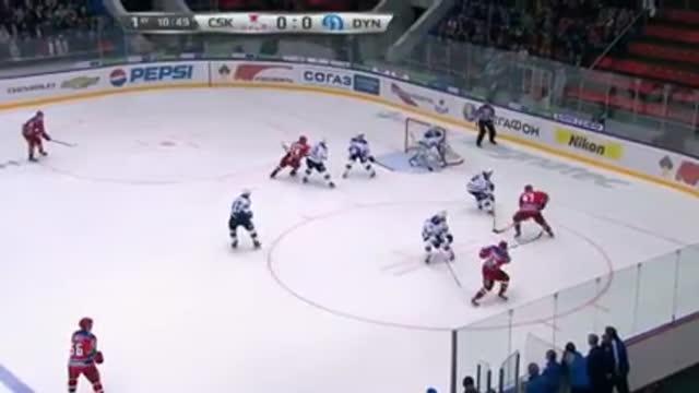 Видео. 1:0 Прохоркин (ЦСКА) открывает счёт в матче