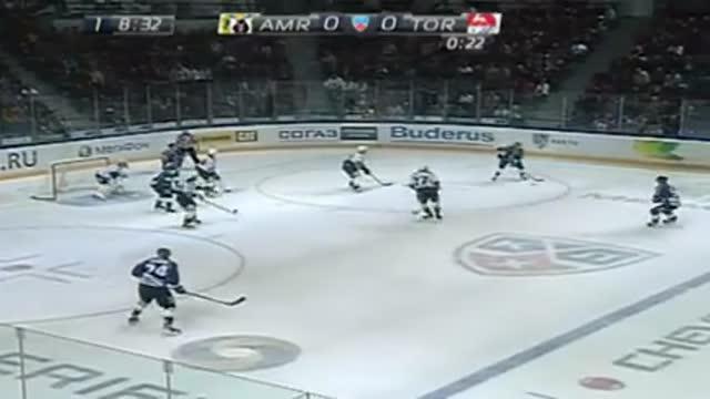 '12., 1:0. Осипов открывает счёт в матче