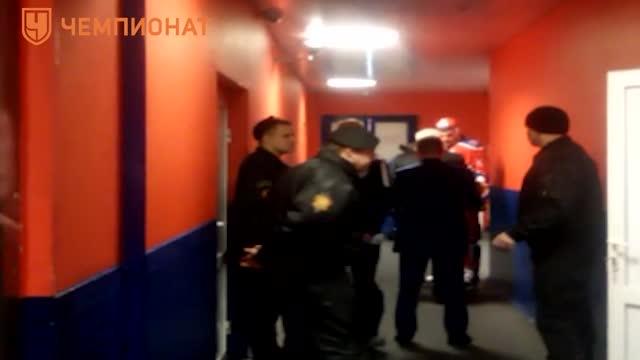 Владимир Плющев и Александр Радулов чуть не подрались